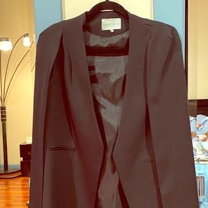 Lavish Alice Cape Style Coat